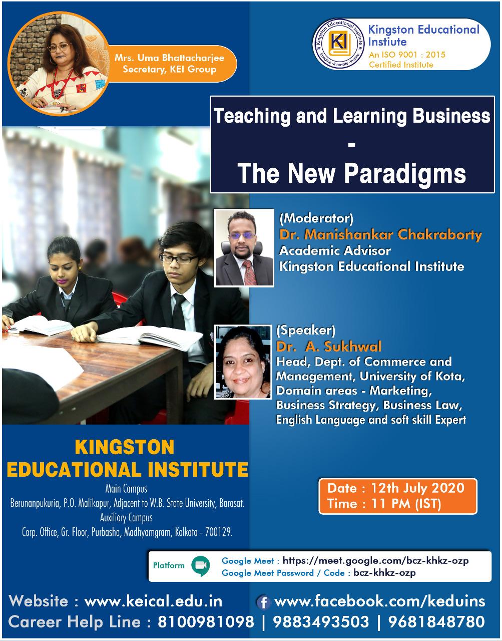 Kingston Educational Institute